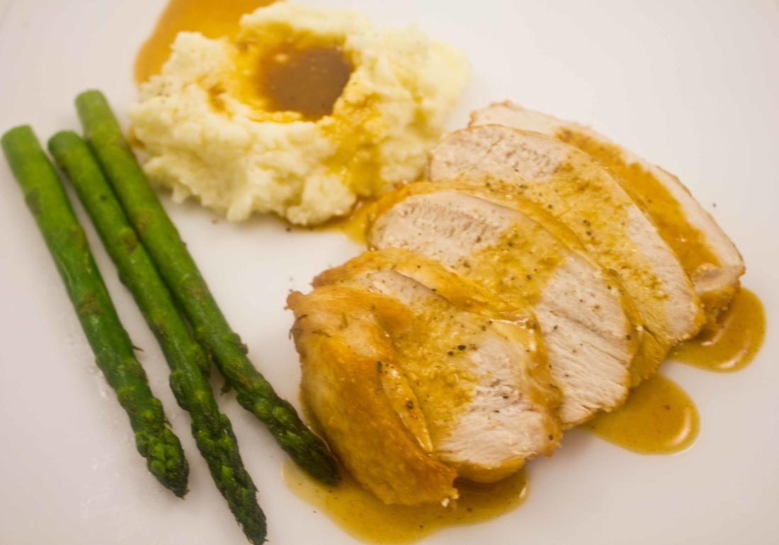 Bring Turkey To Room Temperature Before Cooking